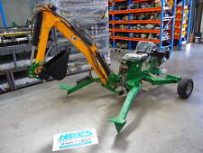 HAYES PRODUCTS TOW BEHIND ATV BACKHOE (QUAD BIKE)