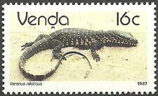 Venda - Freimarke: Reptilien postfrisch 1987 Mi. 154