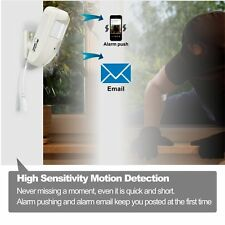 Mini Portable WiFi IR Cam HD 720P IP Camera PIR Sensor Home Anti Theft DVR DV SY