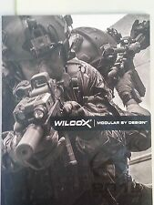 Wilcox Industries Product Catalog Booklet 2015 SEAL DEVGRU NSW SOF / NEW