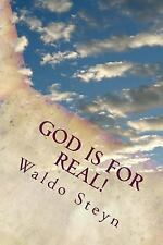 God Is for Real! by Waldo Steyn (2015, Paperback)