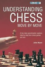 Understanding Chess Move by Move John Nunn Paperback Chess Strategy Book
