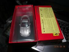 MAKE UP EIDOLON 1/43 FERRARI 599 GTB FIORANO ARGENTO NURBURGRING EM 117C