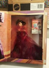 Hollywood Legends Gone With The Wind Barbie SCARLETT O'HARA Scandalous Red Dress