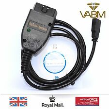 VAG TACHO + OPEL IMMO USB COM CAR DIAGNOSTIC CABLE FOR VW AUDI SEAT SKODA OPEL