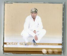 Peter Schilling cd-maxi SONNE MOND UND STERNE © 2003 - picture disc - 5-Track-CD