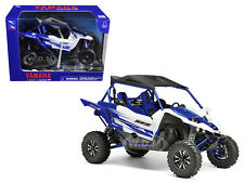 YAMAHA YXZ 1000R TRIPLE CYLINDER BLUE BUGGY MODEL 1/18 BY NEW RAY 57813 A