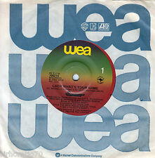 SWANEE Lady What's Your Name / I Was Lonely 45 - John Swan