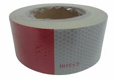 """Conspicuity Tape 2""""x75' Approved DOT-C2 Reflective Safety Truck Trailer"""