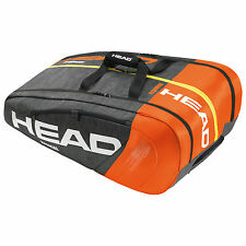 HEAD RADICAL MONSTERCOMBI TENNIS BAG 2015 , ALSO IDEAL  FOR PADEL ,  TRAVEL