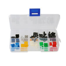 Set of 50 Tactile Push Button Switch Momentary Tact and Square Caps Keycap