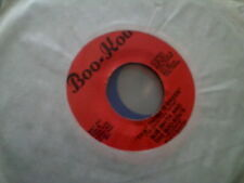 "BOB SMITH AND THE BOO KOU'S - THAT THING IS GREEN * SOUL FUNK 7"" 45"