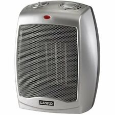 Lasko Portable Ceramic Space Heater with Adjustable Thermostat, Free Shipping
