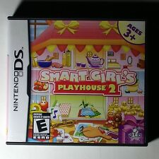 Playhouse 2 Nintendo DS 18 mini-games Nice complete!