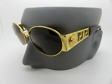 Versace Gianni Sunglasses Mod S38 Col 030 Genuine Rare Vintage New Old Stock