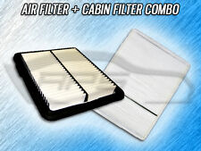 AIR FILTER CABIN FILTER COMBO FOR 2006 2007 2008 2009 2010 2011 CADILLAC DTS