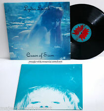 LYDIA LUNCH QUEEN OF SIAM LP RARE ALT. COVER N.MINT TEENAGE JESUS & THE JERKS