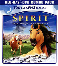Spirit: Stallion of the Cimarron [Blu-ray], New DVDs