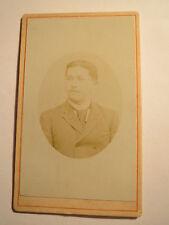 G. Liebmann ? als Mann im Anzug - Portrait / CDV