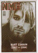 COBAIN, KURT - NIRVANA - Aufkleber - NME - Sticker - 139