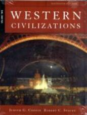 Western Civilizations, 16th edition Vol. 2 Judith G. Coffin, Robert C. Stacey P