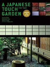 A Japanese Touch for Your Garden: Revised and Expanded Edition-ExLibrary