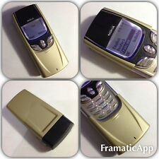 CELLULARE NOKIA 8850 GSM DUAL BAND GOLD CLASSIC PHONE UNLOCKED SIM FREE DEBLOQUE