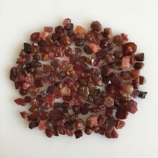 200 CT SCOOP NATURAL SPINEL BROWNISH RED RAW ROUGH LOT LOOSE GEMSTONES MINERAL