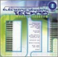 Electronic Sessions:Techno Tenth Chapter, Misstress Barbara, Andro, Chris.. [CD]