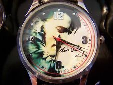 Elvis Presley 30th Anniversary Commemorative Watch from Avon - NIB w/Tags