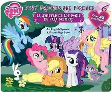 My Little Pony Pony Friends Are Forever/la Amistad de Los Ponis Es para...