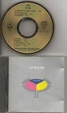 CD ALBUM 9 TITRES--YES--90125--1983
