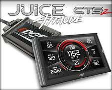 EDGE PRODUCTS 11501 JUICE W/ ATTITUDE CTS2 FOR 2003-2007 POWER STROKE 6.0L