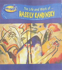 Flux, Paul Take Off! Life and Work of Wassily Kandinsky Hardback (Take-off!: Lif