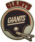 VINTAGE 70's NFL NY GIANTS IRON ON T-SHIRT TRANSFER