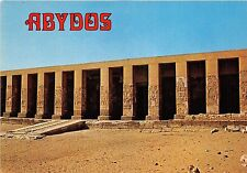 BR2911 Abydos Temple f Sethi   egypt