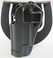 Blackhawk SERPA Sportster Holster Colt Gov't 1911 Left Gunmetal Gray #413503BK-L