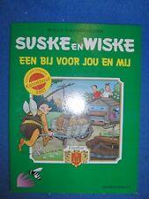 Speciale Suske en Wiske een bij voor jou en mij groene omslagcover 2007 !!