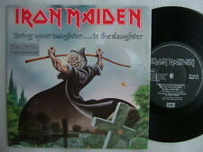 IRON MAIDEN BRING YOUR DAUGHTER / 7INCH