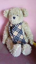 'Wooster' - a lovely vintage German SUNKID shaggy-haired Teddy Bear.