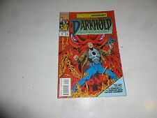 DARKHOLD Comic - Pages from the Book of Sins - Vol 1 - No 10 - Date 07/1993 - M