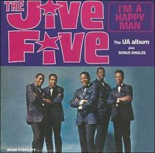 I'm a Happy Man by The Jive Five (CD, Apr-2011, Shout)