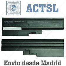 BATERIA para IBM ThinkPad T60