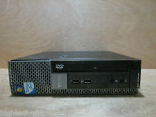 DELL Optiplex 780 USFF Intel Dual Core 3.2 GHz 4 GB di RAM 160gb HDD DVD DI WINDOWS 7