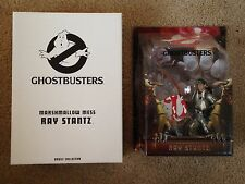 Matty Collector Ghostbusters Marshmallow Mess Ray Stantz Action Figure