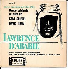 """EP BOF/OST--LAWRENCE D'ARABIE """"OUVERTURE & GENERIQUE""""--MAURICE JARRE"""