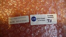 Ion Systems 5200-IM6T CABLE 91-4630EUR