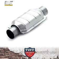 """HIGH FLOW MAGNAFLOW 2"""" INCH CATALYTIC CONVERTER STAINLESS STEEL BODY 91004"""
