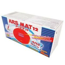 120 Pcs. ARS MAT12 Electric mosquito repeller Mat Refill, Effective for 12 hrs.