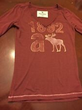 abercrombie fitch kids size large t-shirt
